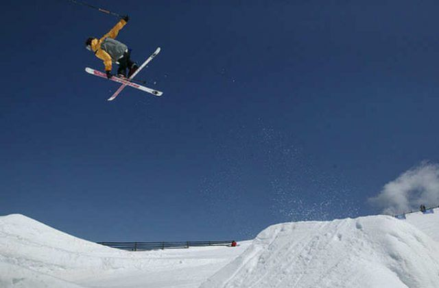 trabajar en estaciones de esqui de españa