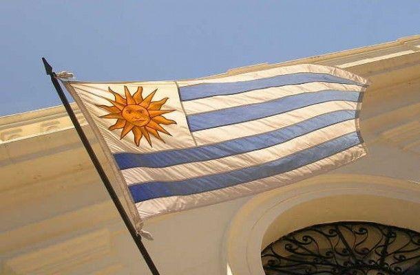 bandera uruguay trabajar
