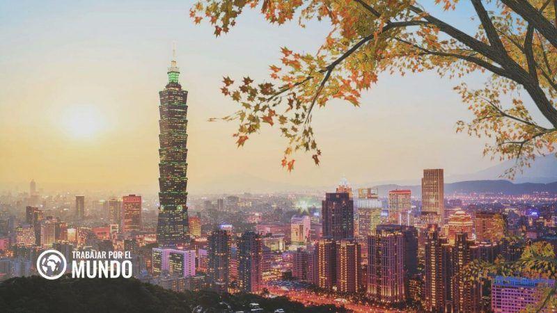 Becas para estudiar en Taiwan China
