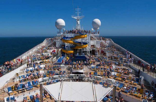 trabajar en un crucero, listado de webs de empleo