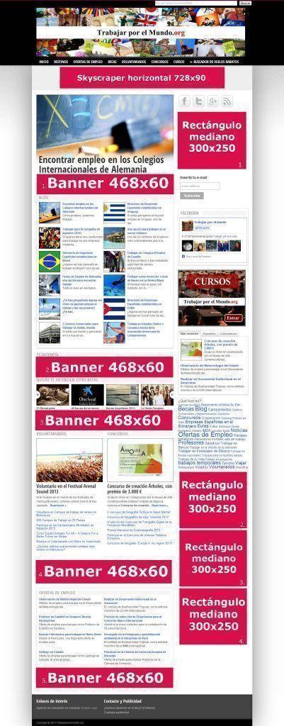 Publicidad TrabajarporelMundo