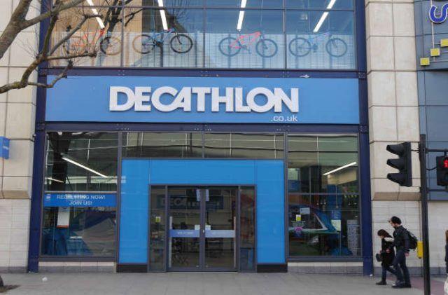 trabajar en Decathlon