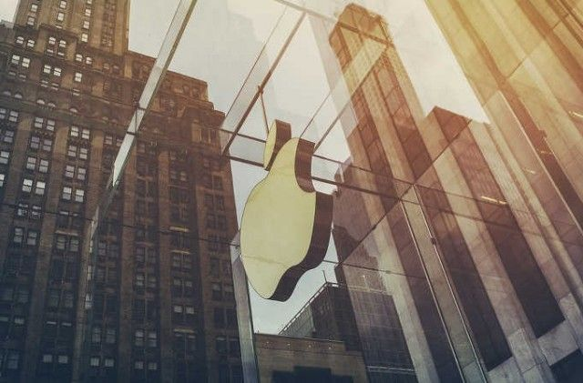 trabajar en apple