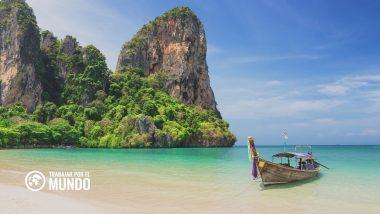 Guía para trabajar en Tailandia