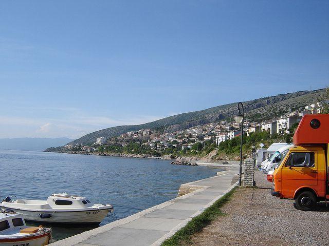 Trabajar en un camping de Croacia