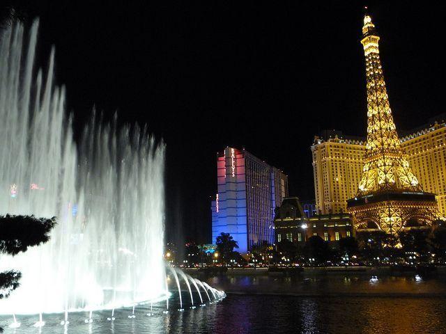 Home / Blog • Norte América / ¿Te has planteado trabajar en ... ¿Te has planteado trabajar en un hotel de Las Vegas?