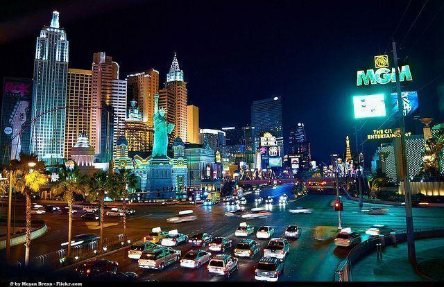 Home / Blog • Norte América / Guía para trabajar en Las Veg ... Guía para trabajar en Las Vegas