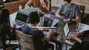 aprendergratis.es una plataforma con cientos de cursos gratis
