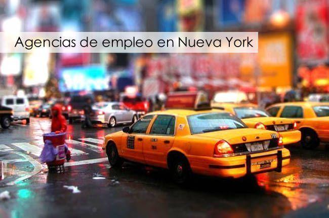 Agencias De Empleo Para Trabajar En Nueva York Estados Unidos