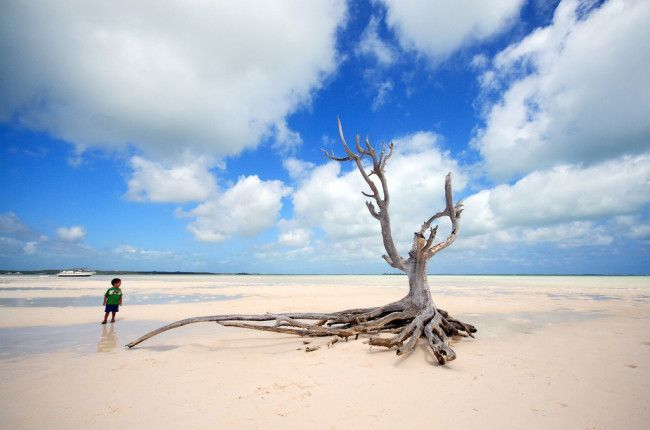 Trabajar en el sector turístico de las Bahamas