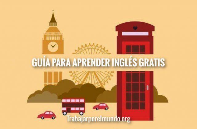 Guía para aprender inglés gratis desde casa