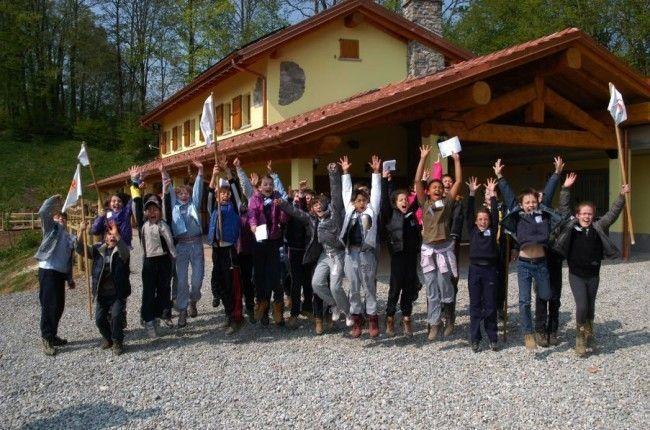 Trabajar en campamentos de verano en Italia