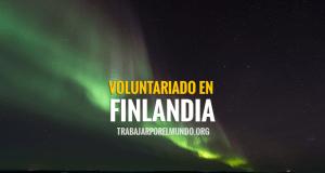 voluntariado en Finlandia
