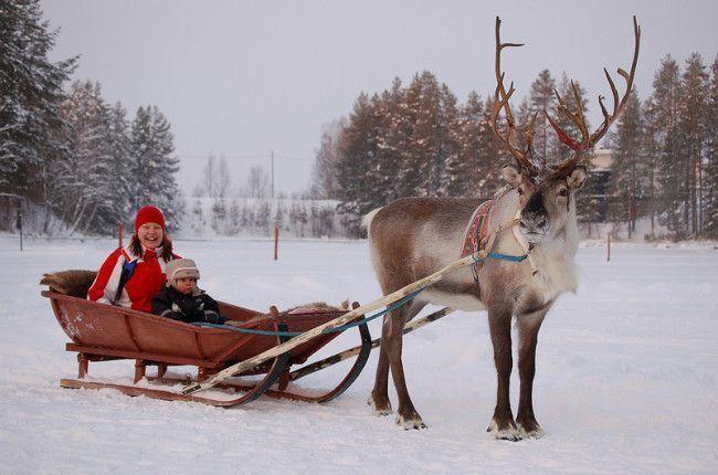 Opciones para trabajar como Au Pair en Finlandia