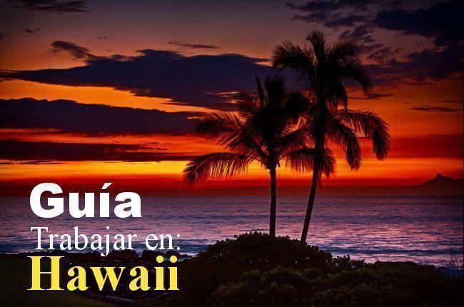 Trabajar en Hawaii