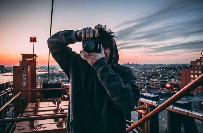 trabajar como fotografo por el mundo