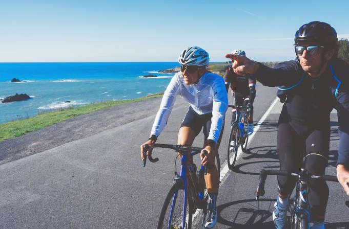 Trabajar como guia de bicicleta viajando por el mundo