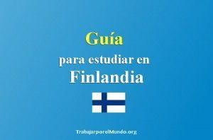 Guía para estudiar en Finlandia