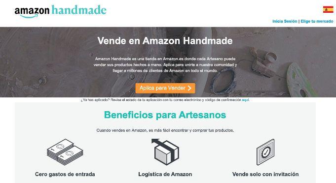 amazon handmade vende tu artesanías a millones de personas