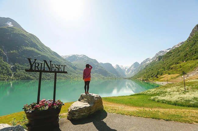 web Noruega