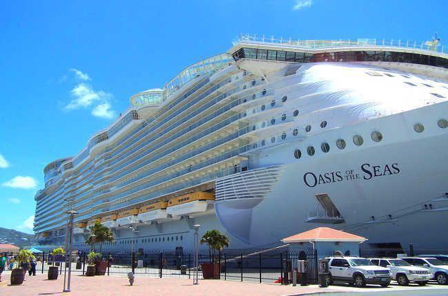 estilos de moda variedades anchas profesional mejor calificado Cómo trabajar en el Crucero más grande del Mundo ...