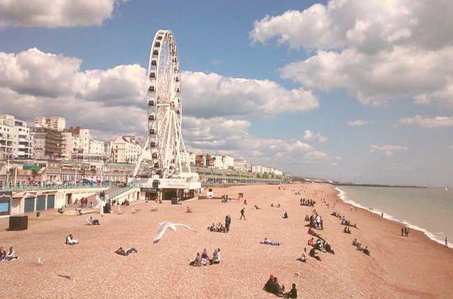 trabajar en verano en Inglaterra