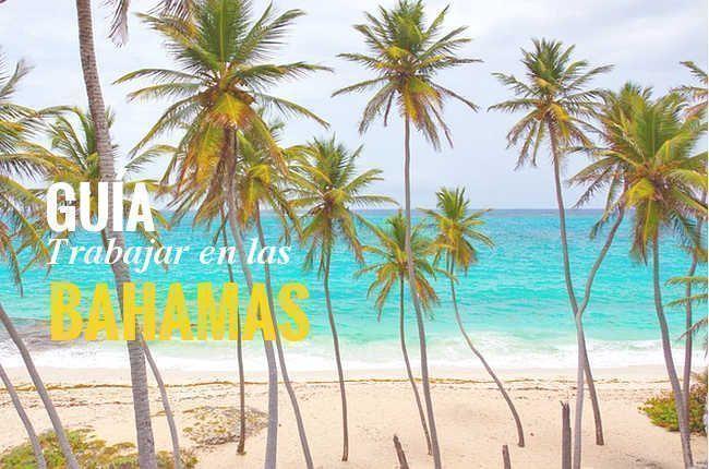 trabajar en las Bahamas