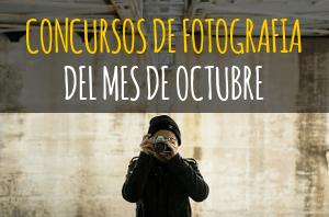 Concursos fotografía OCTUBRE
