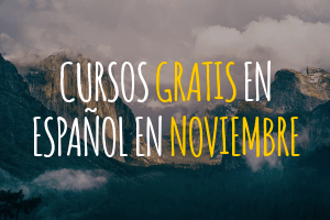 Cursos Octubre