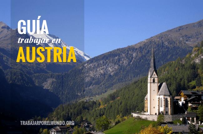 trabajar en Austria