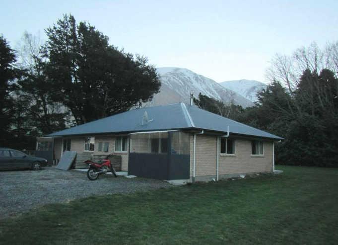 alojamiento y vehiculo en nueva zelanda