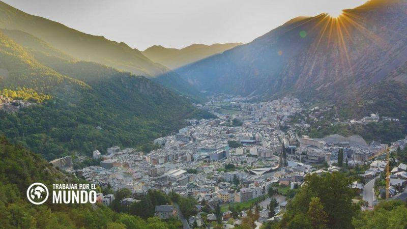 trabajar en Andorra guía de información