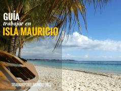 trabajar en isla mauricio