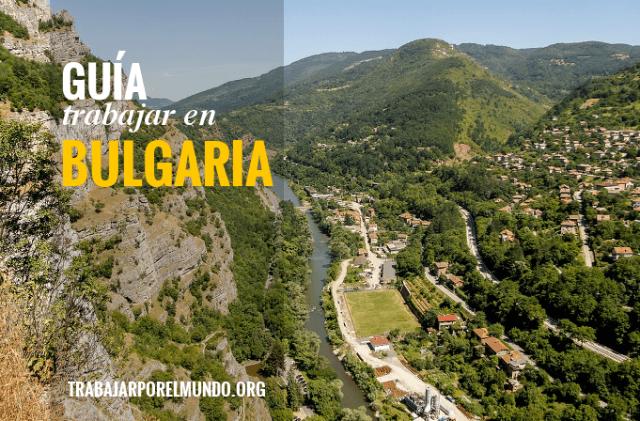 trabajar en Bulgaría