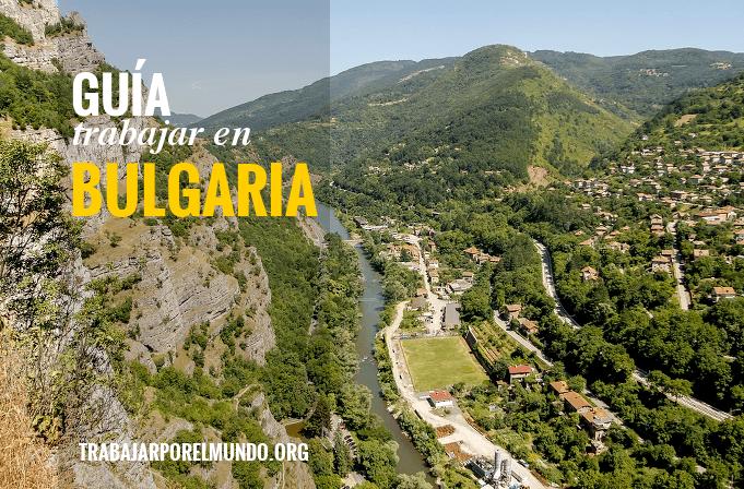 Gu a para trabajar en bulgaria for Vuelos baratos a bulgaria