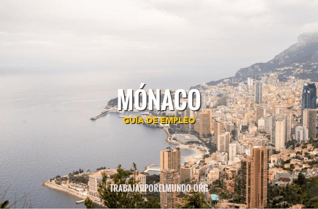 trabajar en Monaco