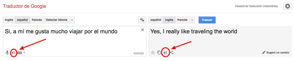 Traductor De Google Una Opción Para Aprender Idiomas
