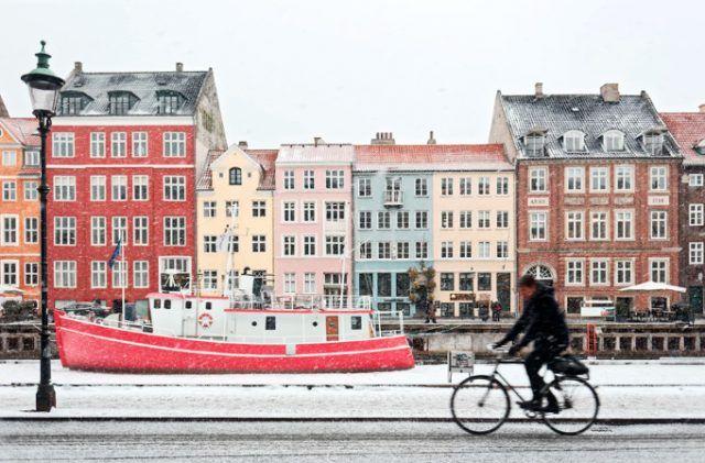 Trabajo en Dinamarca para hispanohablantes