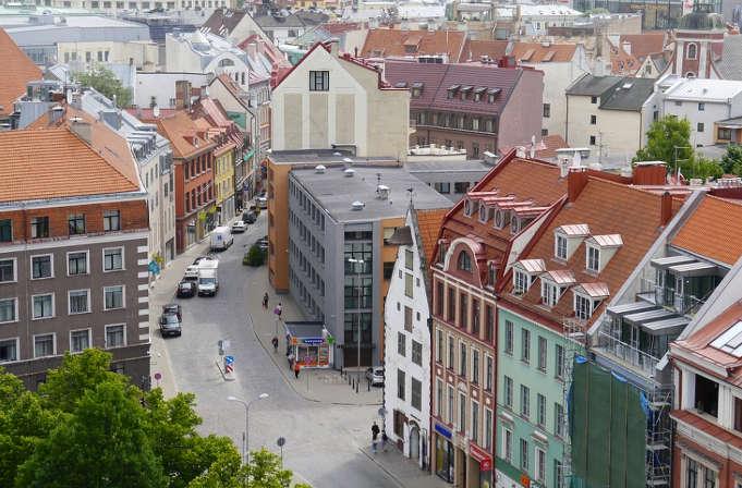 Trabajar en Riga