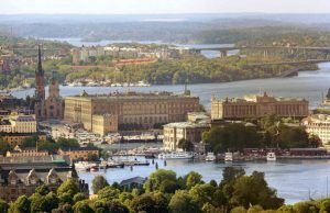 trabajar en Estocolmo