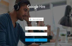 Google Hire herramienta de google para buscar empleo