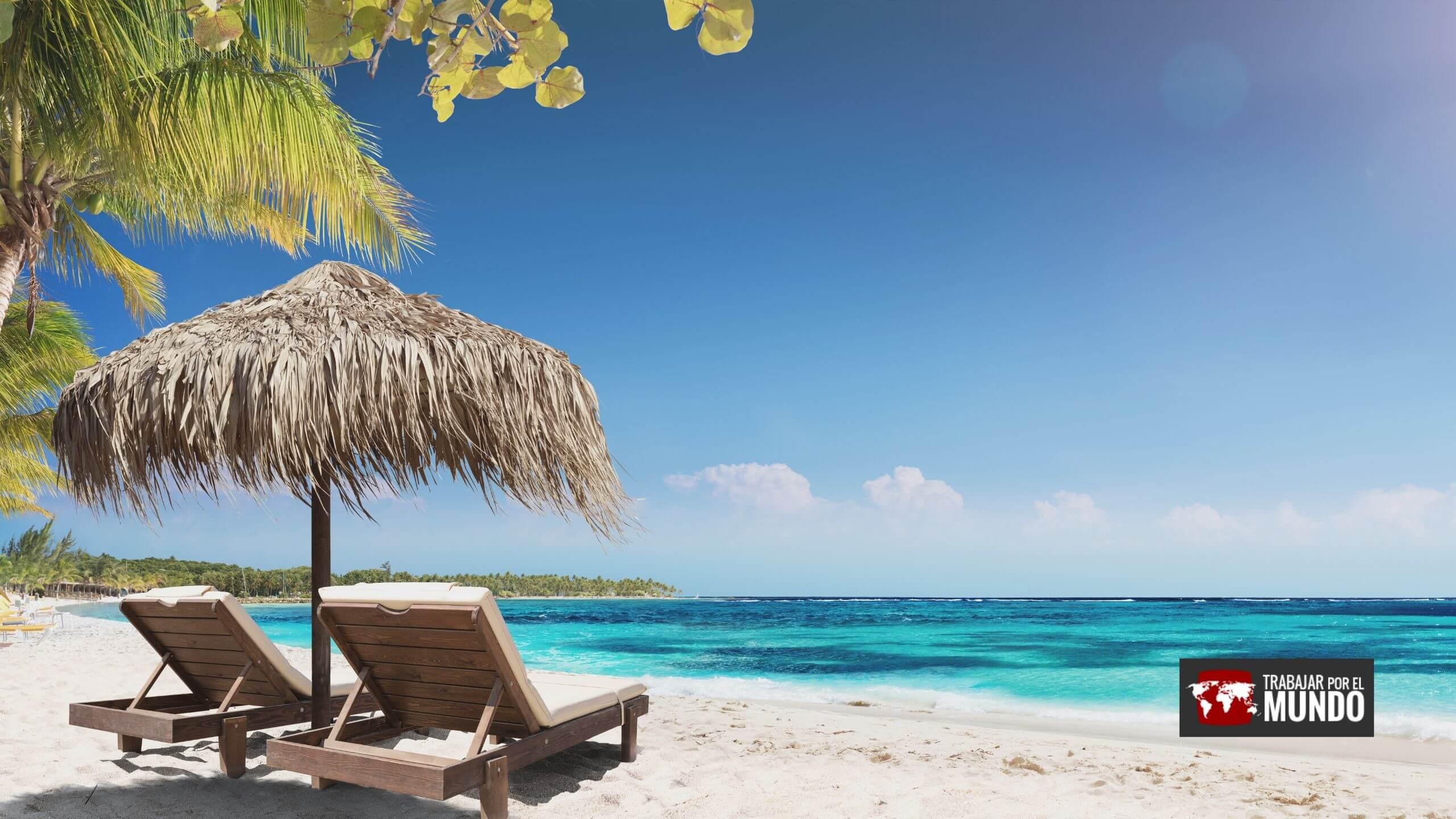 Trabajar en Meliá en el Caribe y otros destinos del mundo