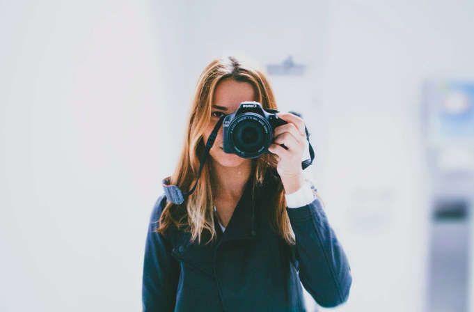 Cursos Gratis de Fotografía