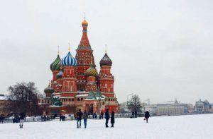 trabajo en Moscu para hispanohablantes Rusia