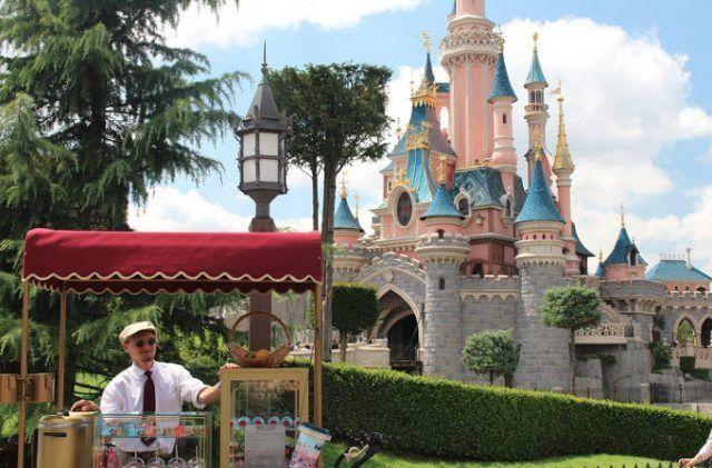 Programas Internacionales de Disney