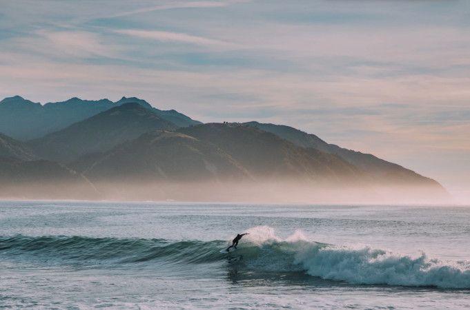 Work and holiday españa 2019 surf