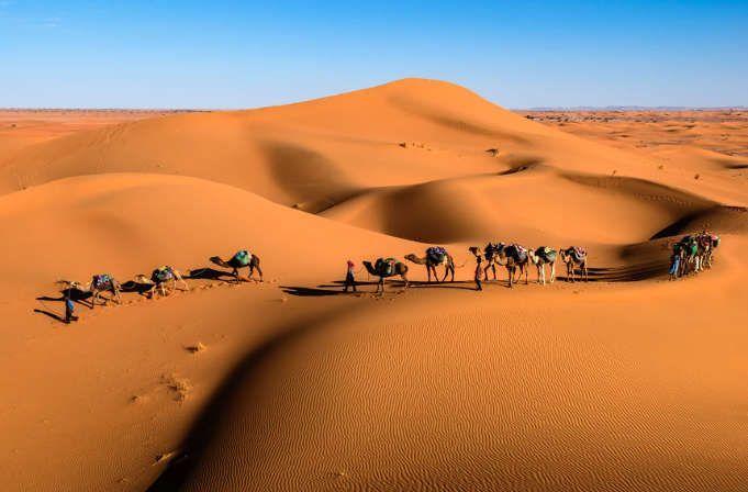 Beca para realizar un Viaje Fotográfico a Marruecos