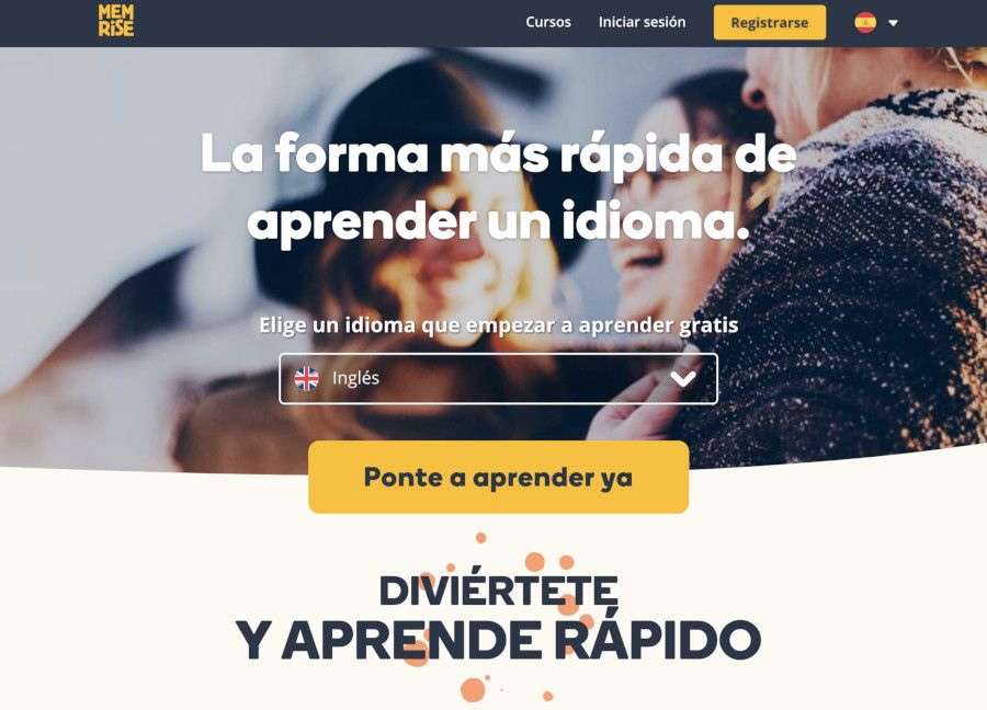 Application Memrise pour l'apprentissage des langues