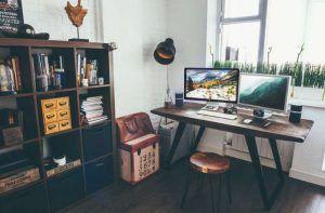 Elementos esenciales que necesitas para trabajar desde casa