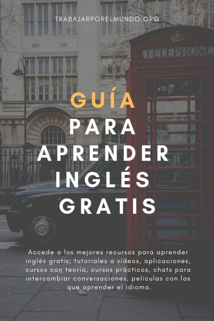 Guía aprender inglés gratis
